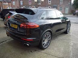 cayenne porsche 2015 used 2015 porsche cayenne v8 turbo tiptronic s for sale in