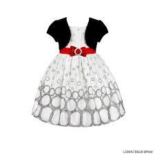 sears girls holiday dresses evening wear