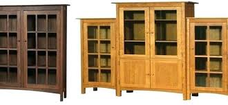 Wood Bookcase With Doors Wood Bookcases With Doors Bookcases With Doors Cherry Wood