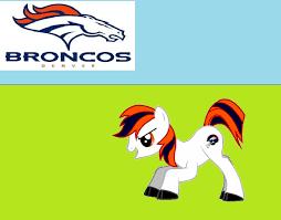 Go Broncos Meme - football is magic go broncos my little pony friendship is