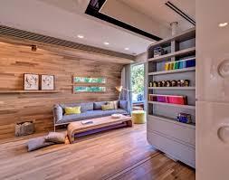 Lively Modern Apartment Interior Design Wrapped In Wood DigsDigs - Modern apartment interior design