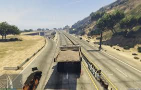 faster dozer dump truck from hell gta5 mods com