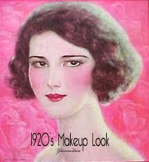 1920s flapper makeup style19 1920s flapper makeup style20
