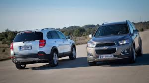 chevrolet captiva updated for 2013 2014