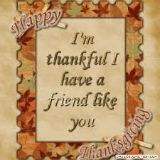 thankful friend like you picture invitations and cards