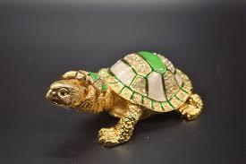 tortoise home decor online shop qifu tortoise style trinket box home decor figurine