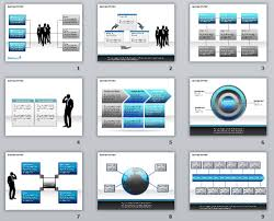 business strategy template powerpoint business strategy education