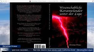 Si E Auto R Er German Book You Can Not Miss Wissenschaftliche Koranwunder Unter