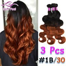 Hair Weave Extensions by Online Get Cheap Weft Weave Extension Brown 100g Aliexpress Com