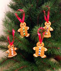 gingerbread man christmas tree decorations gingerbread