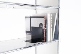 Book End Usm Haller Usm Bookend Magnetic For Usm Haller Shelves By Usm
