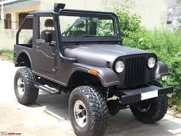 mahindra thar modified to wrangler mahindra thar converted independent front suspension to solid