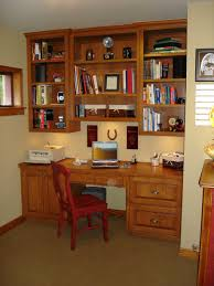apartments cool simple home office ideas with wooden office desk