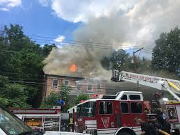 flames gut apartment building in columbia county wnep com