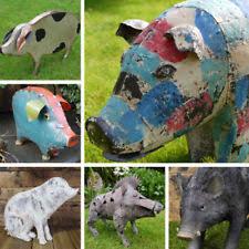 pigs animals garden statues lawn ornaments ebay