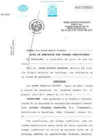 Types Of Power Of Attorney by Spanish Power Of Attorney Poderes Explained In Detail