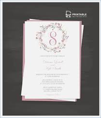 create your own wedding invitations create your own wedding invitations with these free templates