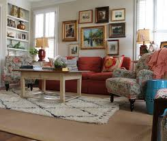 Living Room With Chairs Only Designing Domesticity Leaps And Bounds