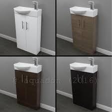 Compact Vanities Double Basin Home Furniture U0026 Diy Ebay