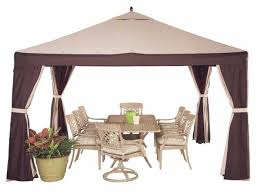 Patio Gazebo Lowes Outdoor Exquisite 04 Picture Of New In Remodeling 2017 Metal