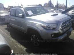 wrecked toyota trucks for sale salvage cars for sale and auction in gardena california 90248 4830
