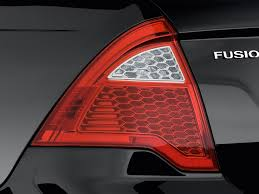 2011 ford fusion tail light image 2011 ford fusion 4 door sedan sport fwd tail light size