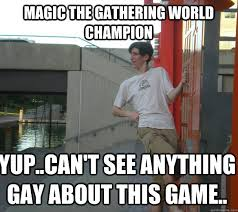 Magic Card Meme - magic the gathering cards maryland shooters