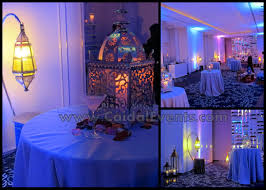 a moroccan theme party at the st regis bal harbour resort