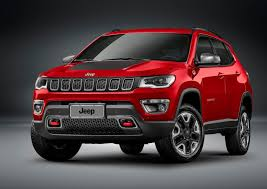 jeep compass 2017 trunk 2017 new jeep compass debut in brazil auto verde news