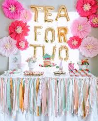 pink garland ribbon garland fabric garland banner shabby chic wedding garland