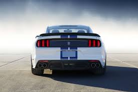 2017 ford mustang new package features
