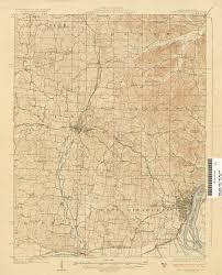 historic maps of florida missouri historical topographic maps perry castañeda map
