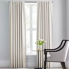 White Drape Buy White Window Curtains U0026 Drapes From Bed Bath U0026 Beyond