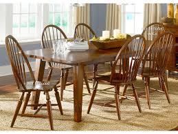 dining room tables atlanta liberty furniture dining room 5 piece rectangular table set 121 dr