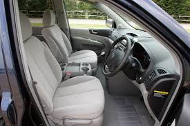 kia sedona estate review 2006 2012 parkers