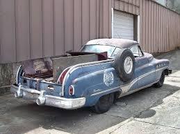 Harley Big Barn Big Tow 1950 Buick Roadmaster Custom Wrecker