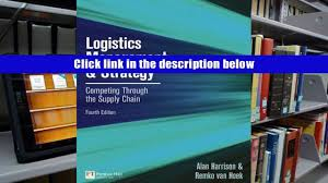 download logistics management and strategy competing through the