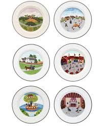 plates design naif villeroy boch home living