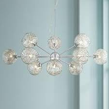 Chrome Chandeliers Clearance Chrome Lighting Fixtures Lamps Plus
