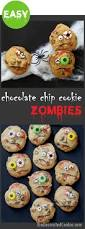 zombie chocolate chip cookies the decorated cookie