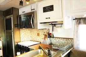 Cer Trailer Kitchen Designs Rv Kitchen Remodel Room Image And Wallper 2017
