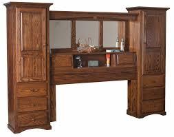 15 ideas of amish bookcase headboard