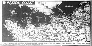 Normandy Map Map Europe 6 6 44exa E Jpg