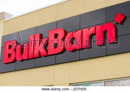 Bulk Barn Hours Ottawa Sign For The Bulk Barn Store Stock Photo Royalty Free Image