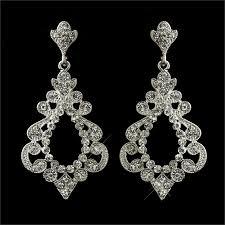 silver chandelier earrings best silver chandelier earrings photos 2017 blue maize