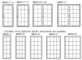 Kitchen Sink Size And Window Size by Size Door U0026 Standard Window Sizes Single Slider