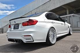 Bmw M3 White 2016 - f80 bmw m3 with power boost by ds automobile u0026 hamann bmwcoop