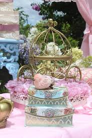 vintage princess party baby shower ideas themes games