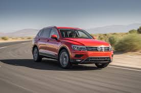 old volkswagen volvo 2018 volkswagen tiguan first test is bigger better motor trend