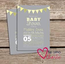 baby shower invitations for neutral gender